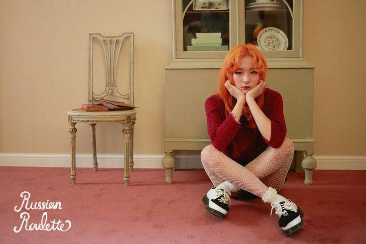 Seulgi - Red Velvet '3rd Mini Album - Russian Roulette' #seulgi #red velvet #russian roulette