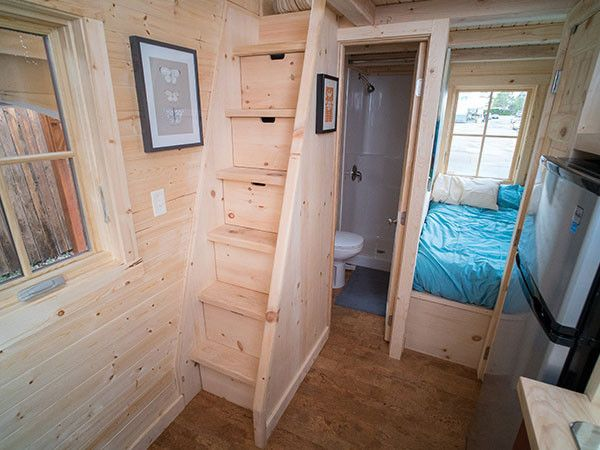 Tiny Home Designs: 80 Best Inside The Box Images On Pinterest