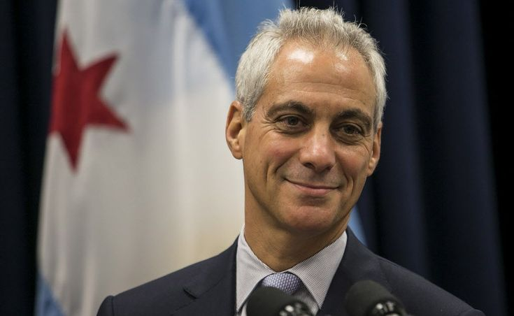 EXPLOSIVE REPORT: JFK's nephew says Emanuel has plan to force black people out of Chicago