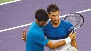 Oggi Nole Djokovic rischia di brutto contro Thiem Sta per entrare finalmente nel vivo il Roland Garros  dopo che i giocatori si sono allineati ai quarti di finale con la sfida più attesa che vedrà di fronte Thiem e Djokovic.  L'austriaco è uno spe #rolandgarros #djokovic #thiem