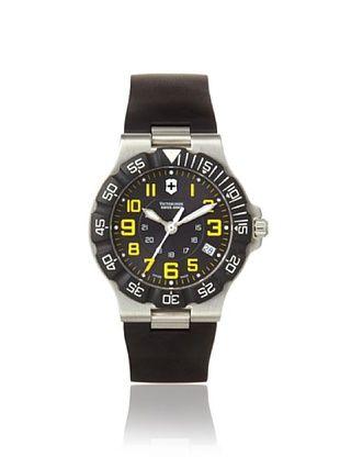 48% OFF Victorinox Swiss Army Men's 241407 Summit XLT Blue Dial Watch