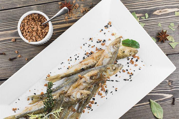 8 лучших блюд из корюшки/ 8 best dishes from season fish smelt in St-Petersberg restaurents  #smelt  #fish #seafood #delis #gastronomy #food_art #chefs #restaurant #yummy #delicious #sobaka_ru #Saint_Petersburg