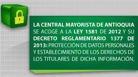 Proteccion de datos  http://www.lamayorista.com.co/site/esp/interna.php?id_pagina=150