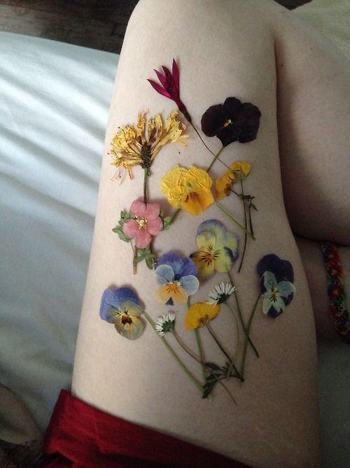 Fotografia De Flores, Pintura De Arte