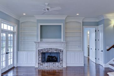 Ramsey variation at watermark mt pleasant south for Ramsey fireplace