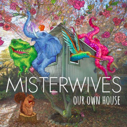 MISTERWIEVS -  Our own house
