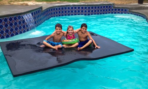 water mats for pool