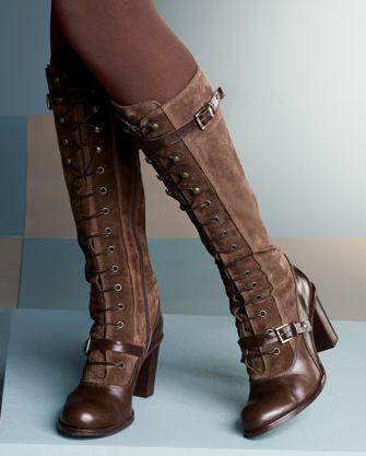 #steampunk #boots
