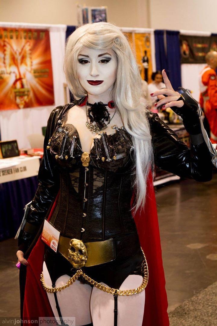 Miss Piratesavvy As Lady Death