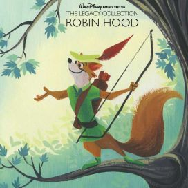 Walt Disney Records: The Legacy Collection: Robin Hood