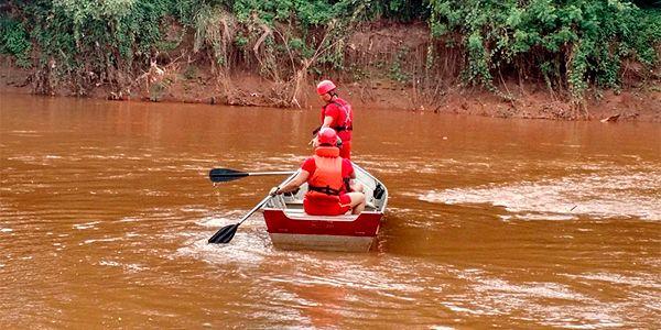 Pescador morre afogado no Rio da Prata próximo a João Pinheiro