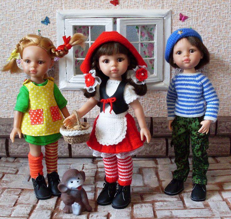 Каждой кукле - свой образ / Одежда и обувь для кукол - своими руками / Бэйбики. Куклы фото. Одежда для кукол