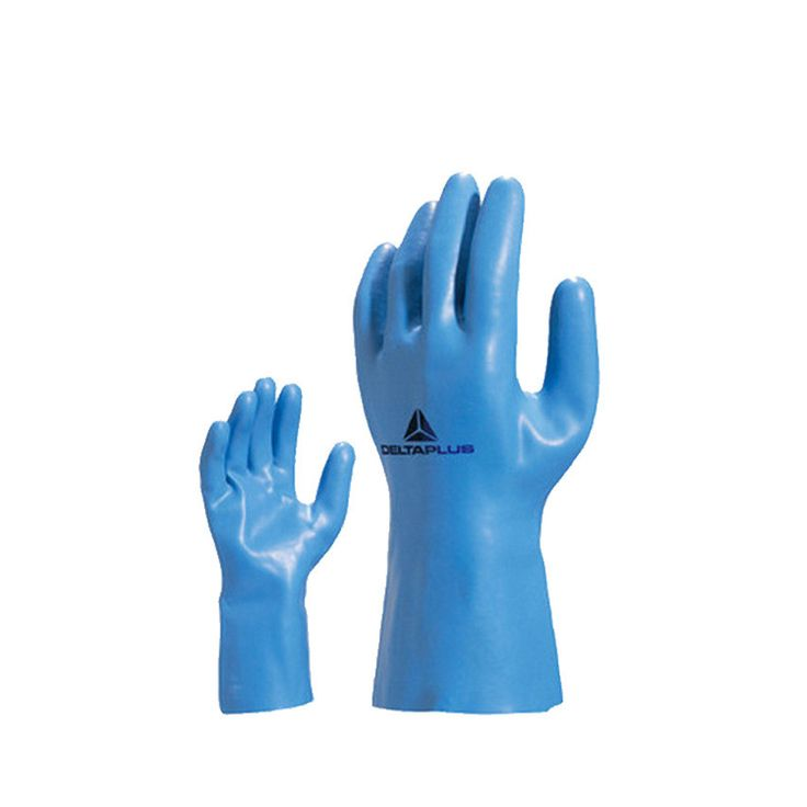 Natural latex anti - chemical gloves wear - resistant tear - resistant chemical test protective gloves #Affiliate