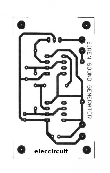 the-pcb-layout-of-555-siren-sound-generator