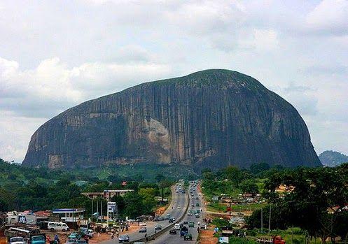 Zuma Rock, Abuja, Nigeria