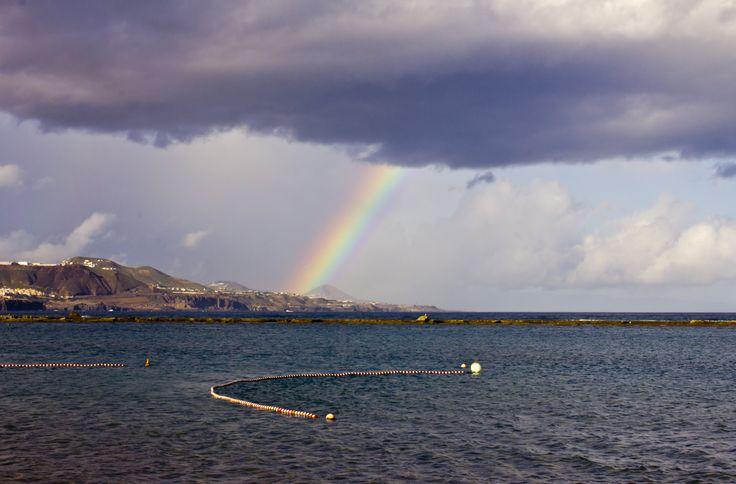 Arco iris. Imagen de C.S.