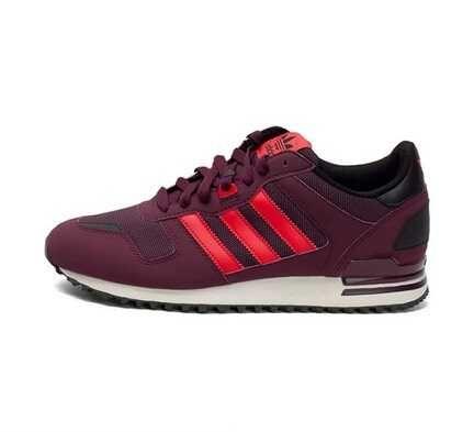 https://www.sportskorbilligt.se/  1767 : Adidas Zx 700 Dam Herr Burgundy Röd Vit SE899733jlZplFH