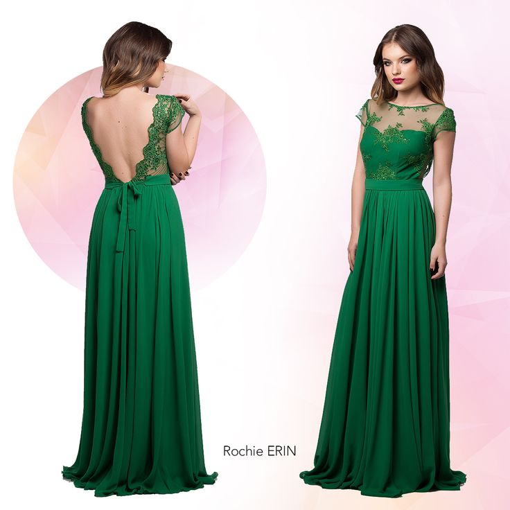 Let your fairy tale dreams come alive with this amazing Erin Dress! http://bit.ly/erin-green-dress