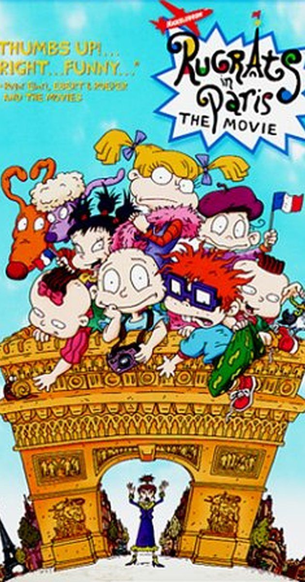Directed by Stig Bergqvist, Paul Demeyer.  With Christine Cavanaugh, Elizabeth Daily, Cheryl Chase, Tara Strong. The Rugrats travel to Paris, France, where Chuckie hopes to find a new mother and keep his father from marrying an evil business woman.