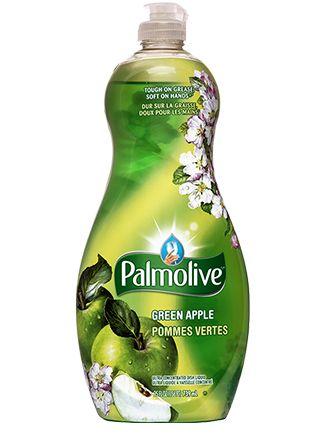 Palmolive Green Apple Dish Detergent