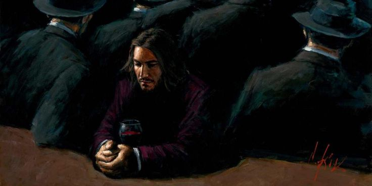 Fabian Perez Interview