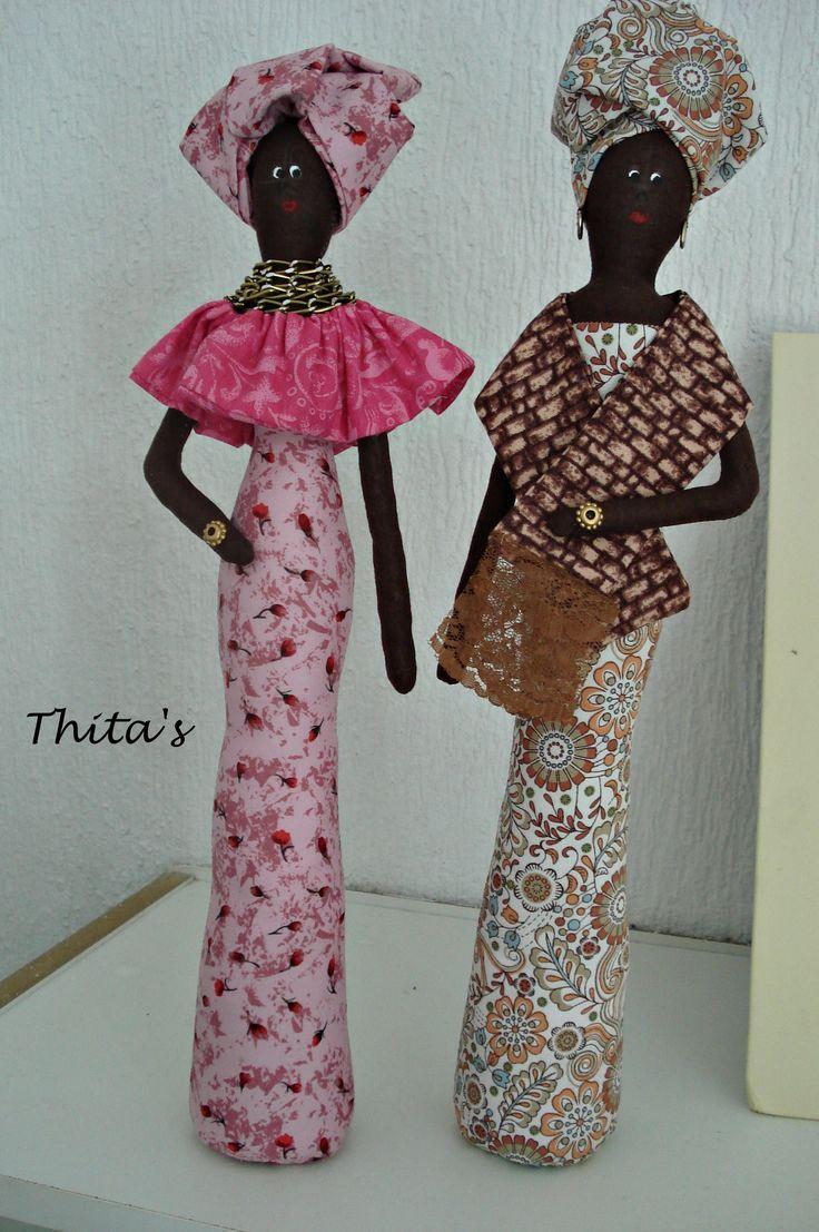 Minhas africanas, adorei fazer !!!