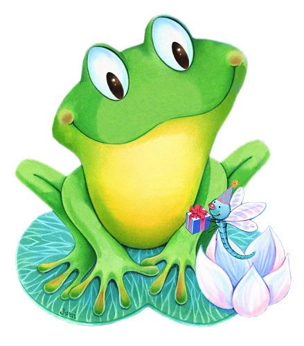 °‿✿⁀°•. Frogs °•.‿✿⁀°: