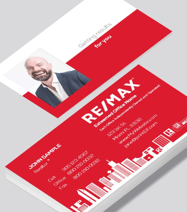 26 best real estate business card images on pinterest remax business card with the latest logo red passion for what you business cards onlinebusiness card designreal estate reheart Gallery