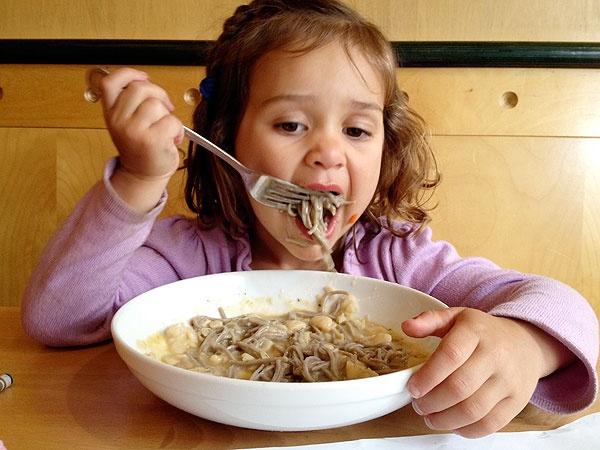 Constance Marie's Blog: Kid Versus the Vegetables
