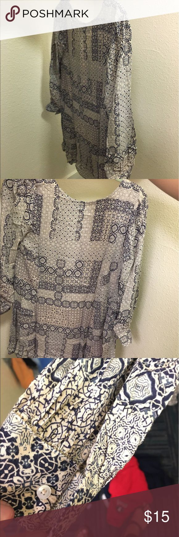 Abercrombie and Fitch dress WORN TWICE!!  Cute Abercrombie and Fitch dress size S. Abercrombie & Fitch Dresses Mini