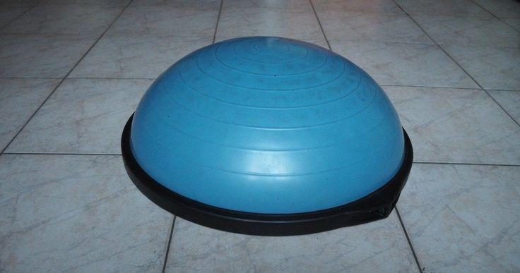 bosu bal oefeningen
