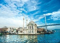 Teatr, Most, Istambuł