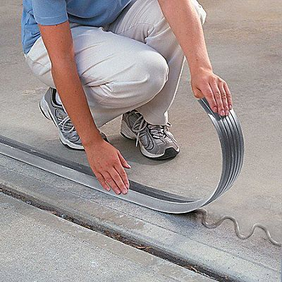 Garage Door Threshold Seals: make sure to keep the critters out of the garage