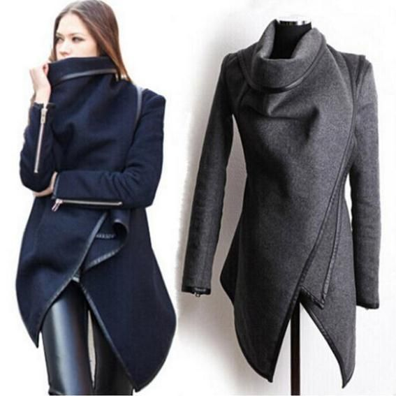 2016 Winter Coats Women Long Cashmere Overcoats Trench Desigual Down Jackets Designer Woman Wool Coats Fur Manteau Abrigos Mujer #>=#>=#>=#>=#> Click on the pin to check out discount price, color, size, shipping, etc. Save and like it!