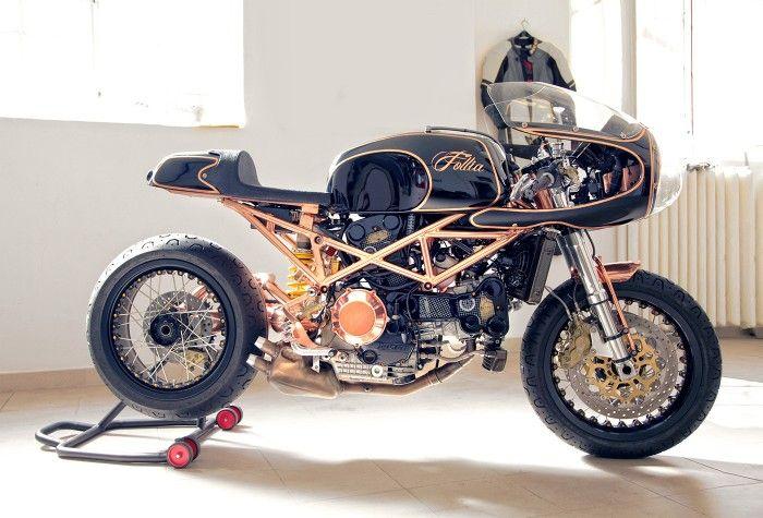 Marco's Ducati Monster 7