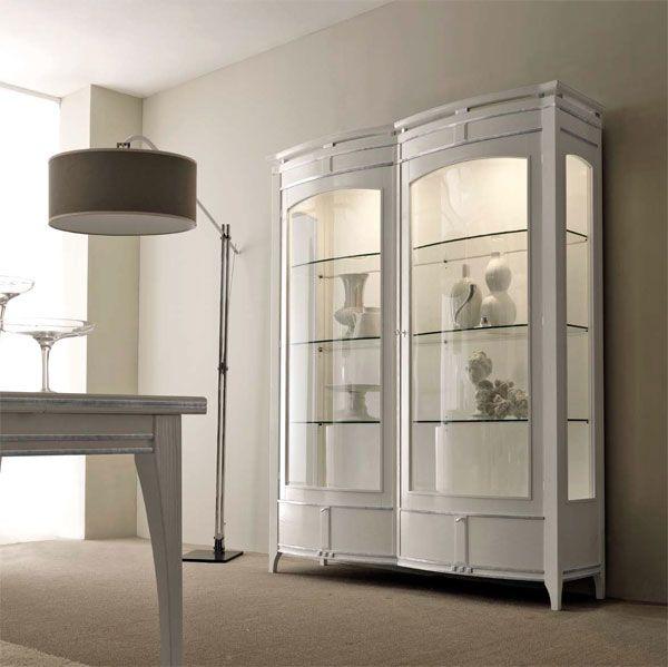 Lemari Hias Dan Pajangan Duco LHS-007, lemari pajangan, lemari murah, lemari jepara, lemari putih, buffet