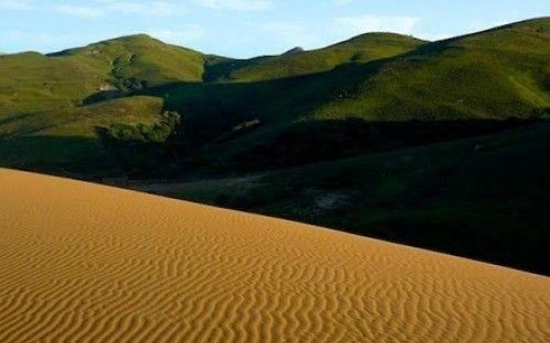 Sand dunes in Lemnos…