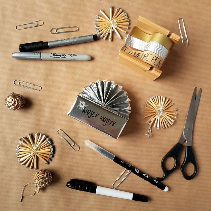 kreatywne pakowanie prezentów [creative gifts wrapping - silver box]
