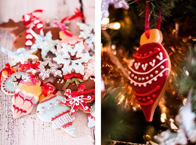 My recipe book - Рождественское печенье на елку