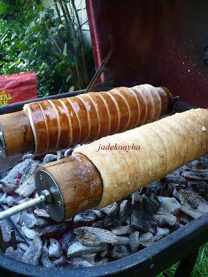 Jade konyhája: Kürtőskalács