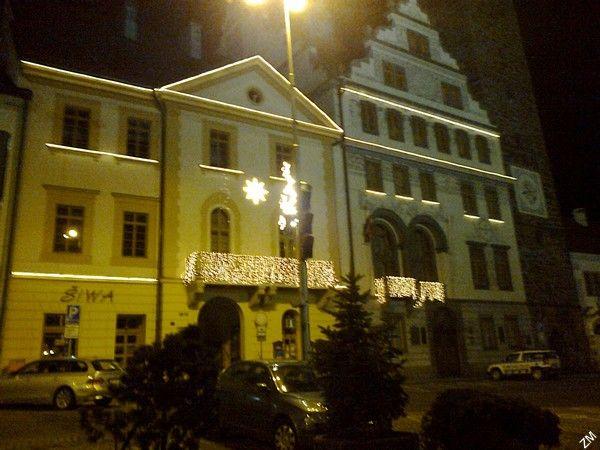 Klatovy - Christmas 2013 (1.12.)