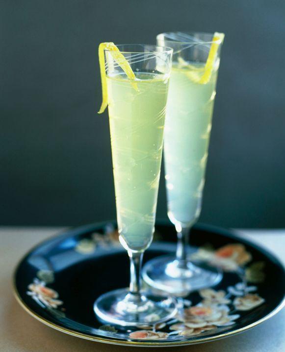 Limoncello cocktail cocktails pinterest sparkle for Cocktail limoncello