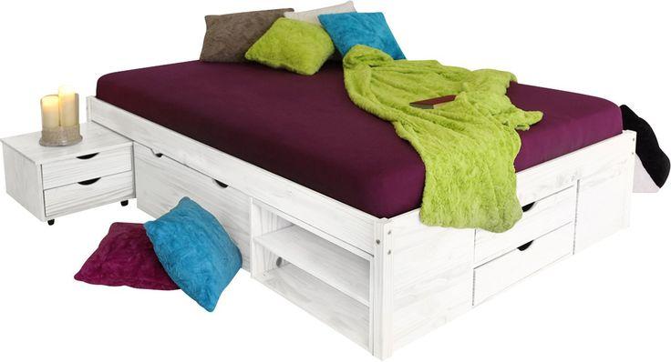 die besten 17 ideen zu funktionsbett 140x200 auf pinterest. Black Bedroom Furniture Sets. Home Design Ideas