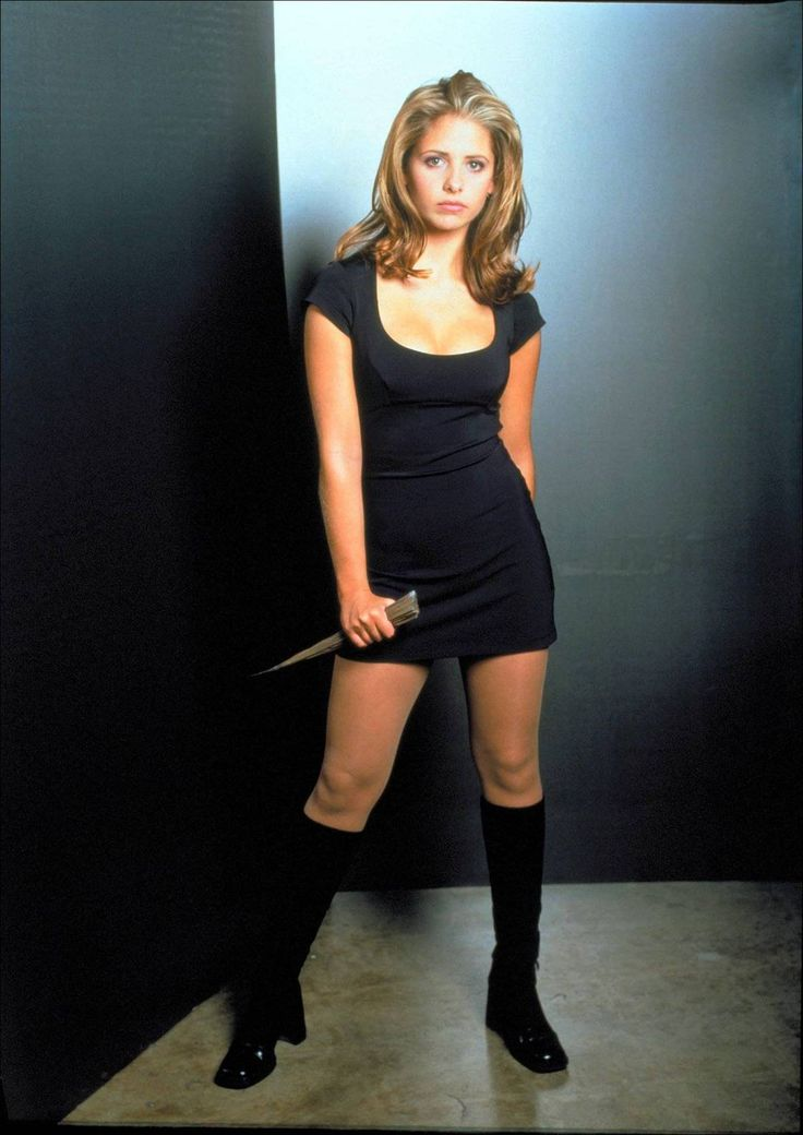 Buffy Summers - Sarah Michelle Gellar - Buffy the Vampire Slayer 1996-2003