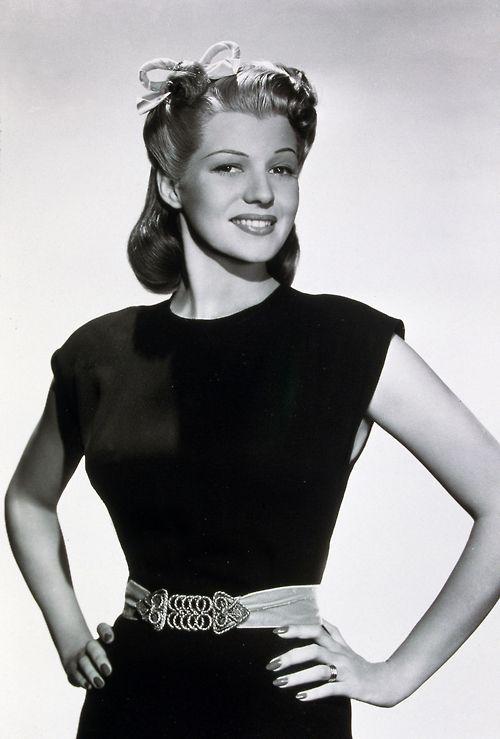 Rita Hayworth by George Hurrell, 1941