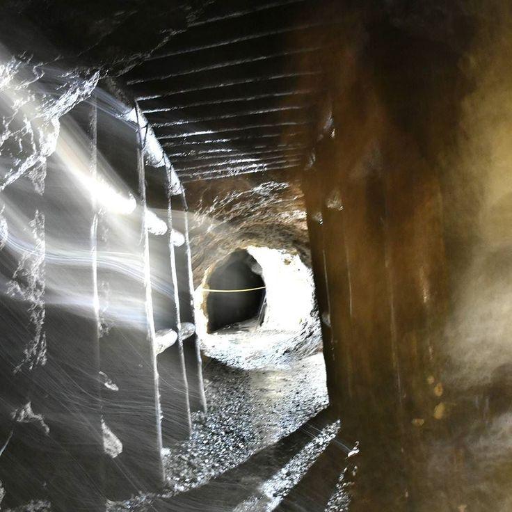 Tymczasem na blogu nowe podziemia i nie tylko - link w bio  #kopalnia #mine #podziemia #underground