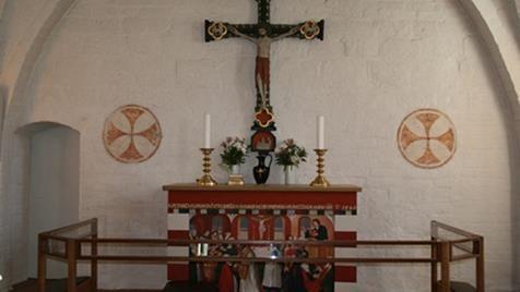 Torslunde Kirke, Denmark