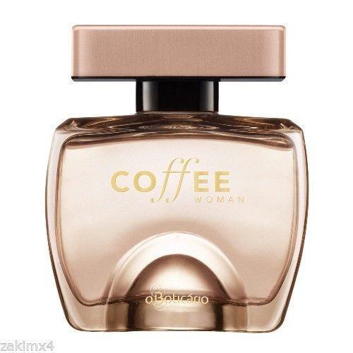 COFFEE WOMAN EAU DE COLOGNE O BOTICARIO100 ML 3.4 OZ #Boticario