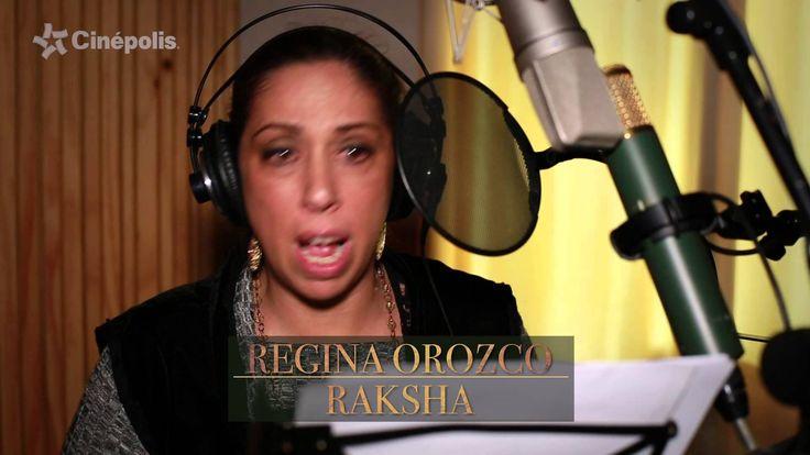 Regina Orozco será Raksha en El Libro de la Selva