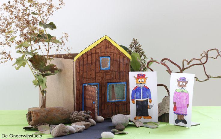 Werk jij tijdens de Kinderboekenweek over Opa Sloddervos? En wil je graag zijn…